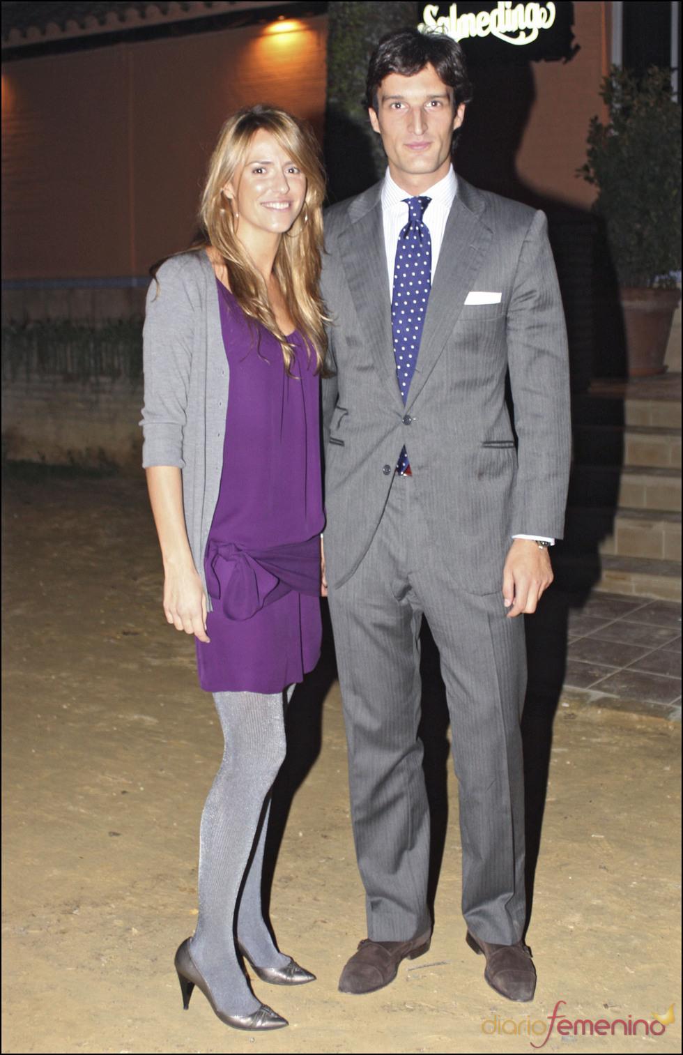 Rafael Medina y Laura Vecino, pura sofisticación