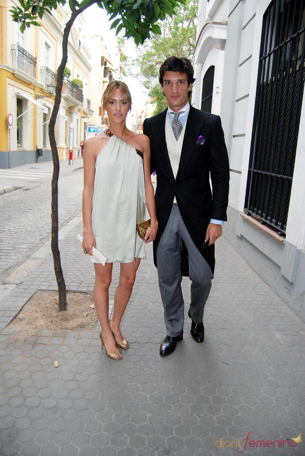 Rafael Medina y Laura Vecino sacan sus mejores galas