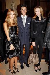 Rafael Medina y Laura Vecino, fieles a la moda