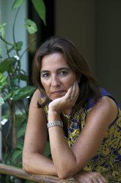 Reyes Calderón, autora de 'El ´ltimo paciente del doctor Wilson'