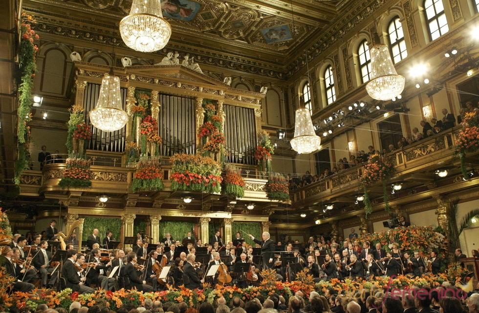 Concierto de Fin de Año de la Filarmónica de Viena