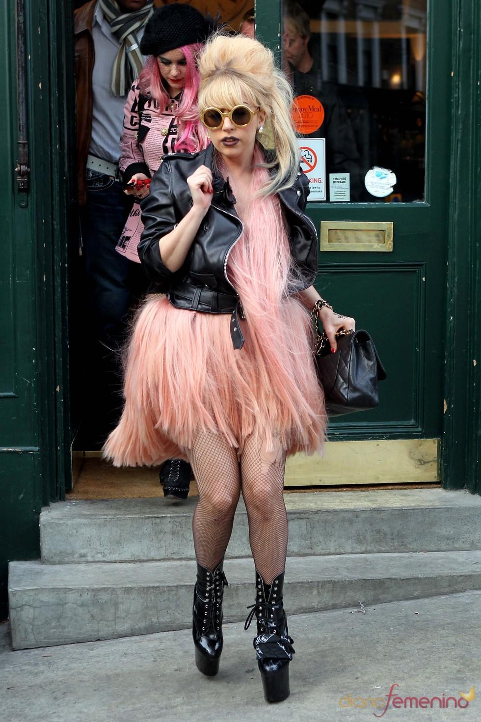 Lady Gaga se viste de flamenco