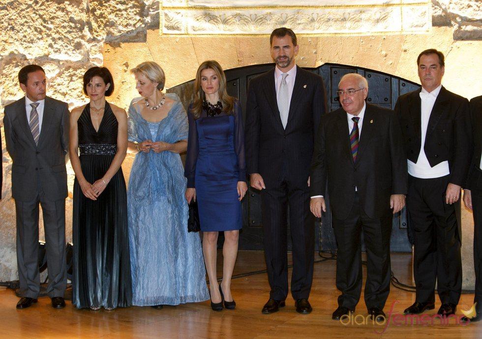 Felipe y Letizia entregan los trigésimos premios Príncipe de Asturias