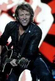 Jon Bon Jovi en directo