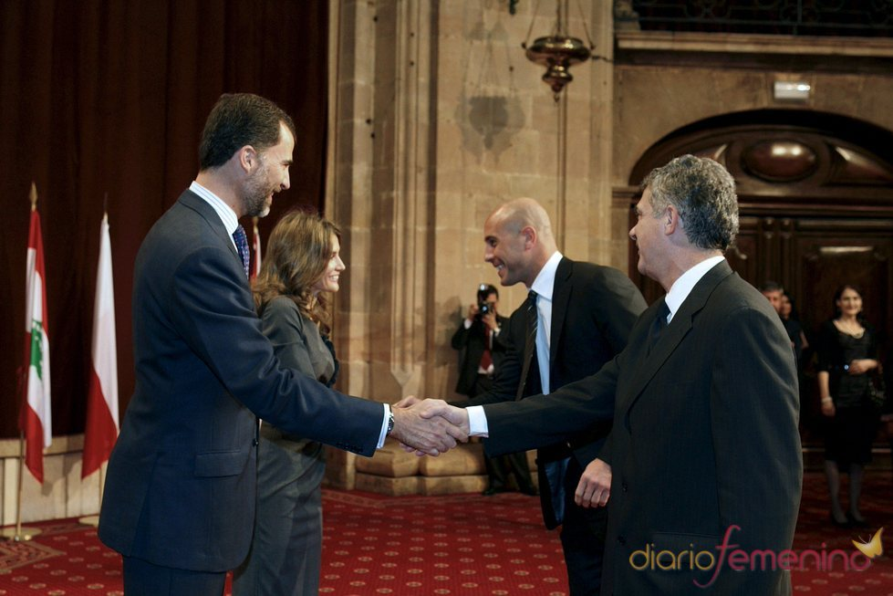 Pepe Reina recibe el premio Príncipe de Asturias