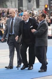 Manuel Fraga en los premios Príncipe de Asturias 2010