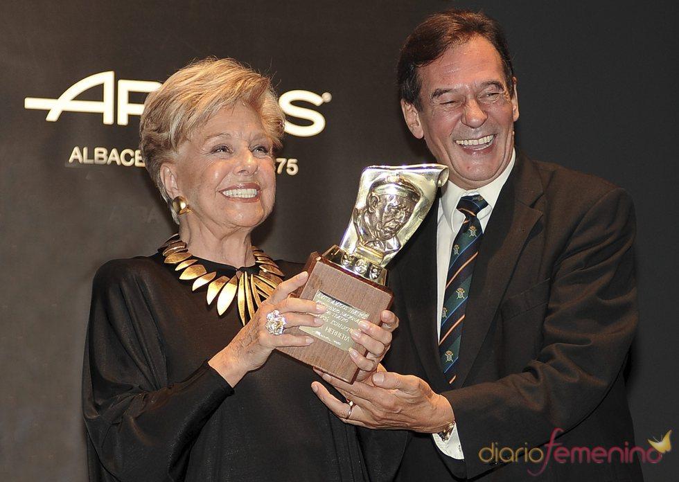 Lola Herrera, premio Pepe Isbert de teatro