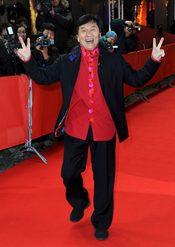 Jackie Chan en la Mostra de Valencia