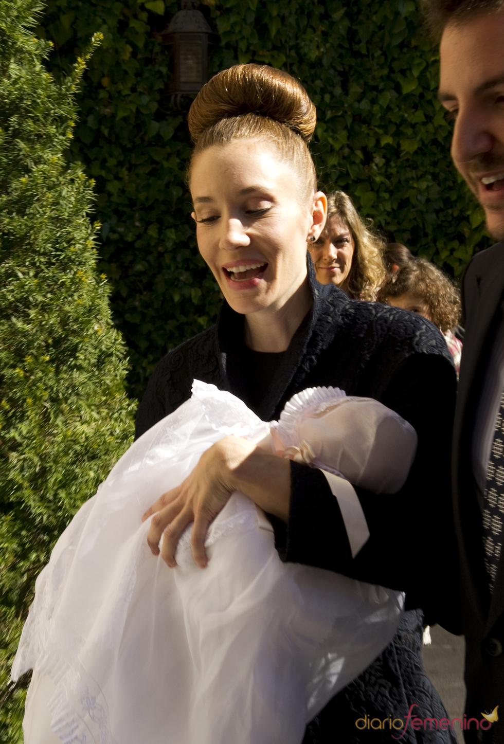 Blanca Cuesta con Eric Thyssen