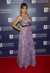Mónica Hoyos en los premios Antena de Oro 2010