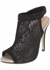 Zapato estilo botín de encaje, TopShop
