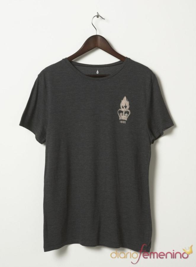 Camiseta básica de TopShop para hombre