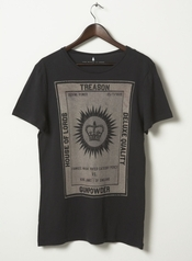 Camiseta con corona de TopShop para hombre