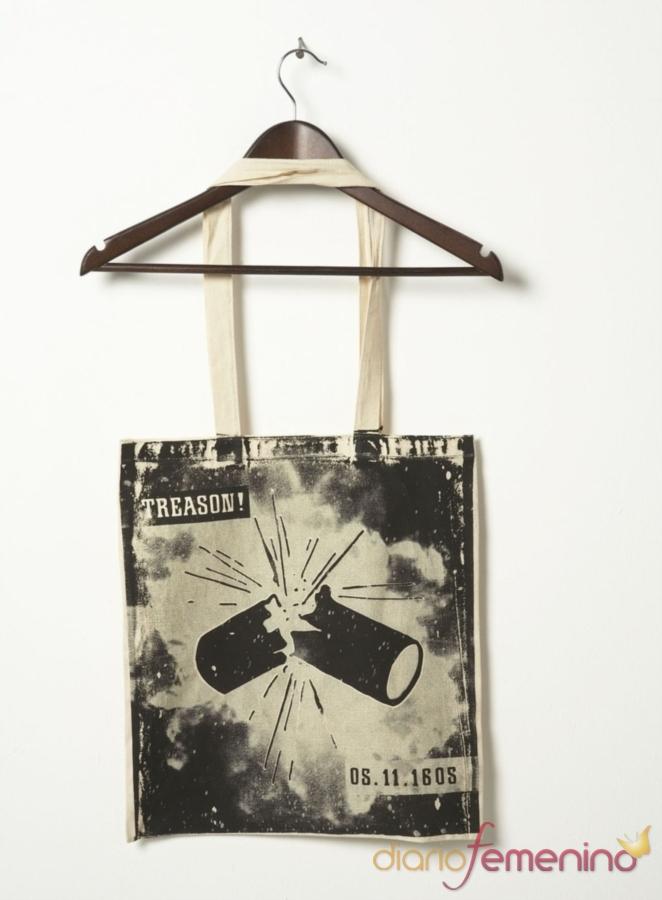 Bolsa de tela para hombre, de TopShop
