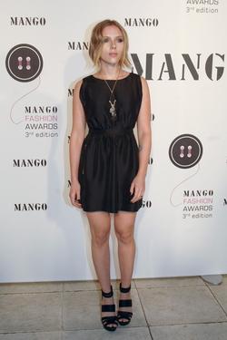 Scarlett Johansson y su 'Little Black Dress'