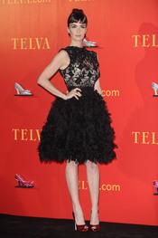 Paz Vega en los Premios Telva 2010