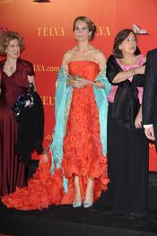 La Infanta Elena en los Premios Telva 2010