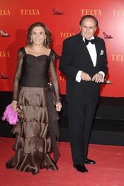 Jaime Peñafiel en los Premios Telva 2010