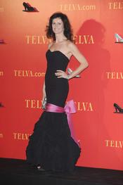 Nuria March en los Premios Telva 2010