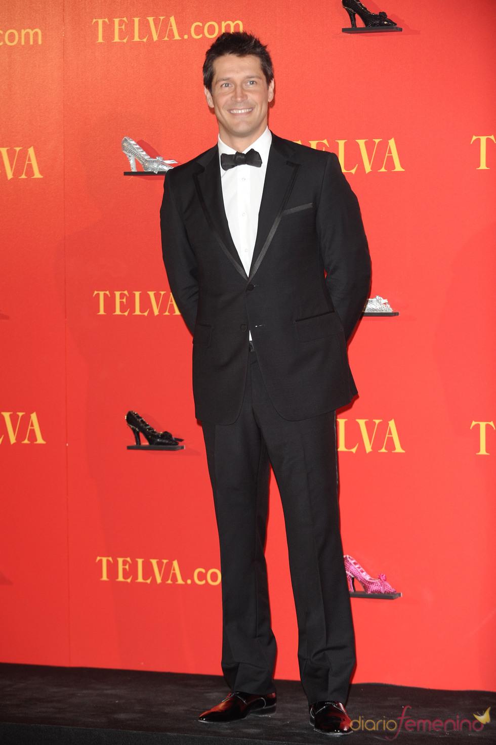 Jaime Cantizano en los Premios Telva 2010