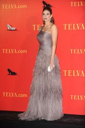 Marilo Montero en los Premios Telva 2010
