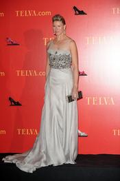 Anne Igartiburu en los Premios Telva 2010