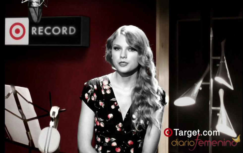 Spot de Taylor Swift para Target
