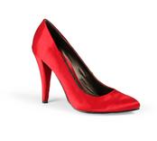 Zapato rojo de Mustang