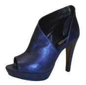Sandalia en azul klein de Paco Gil