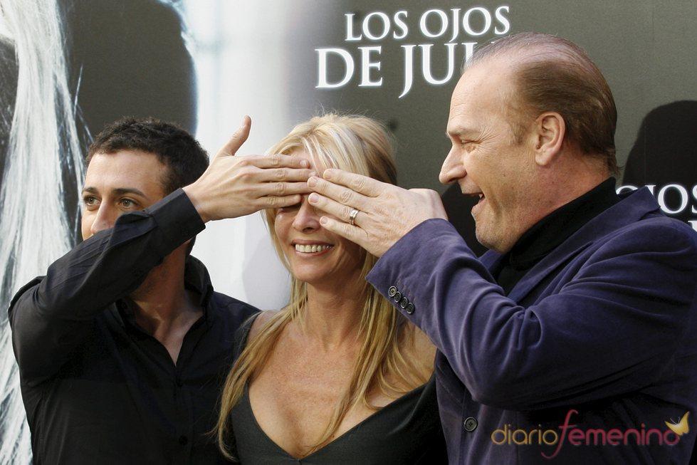 'Los ojos de Julia', con Belén Rueda