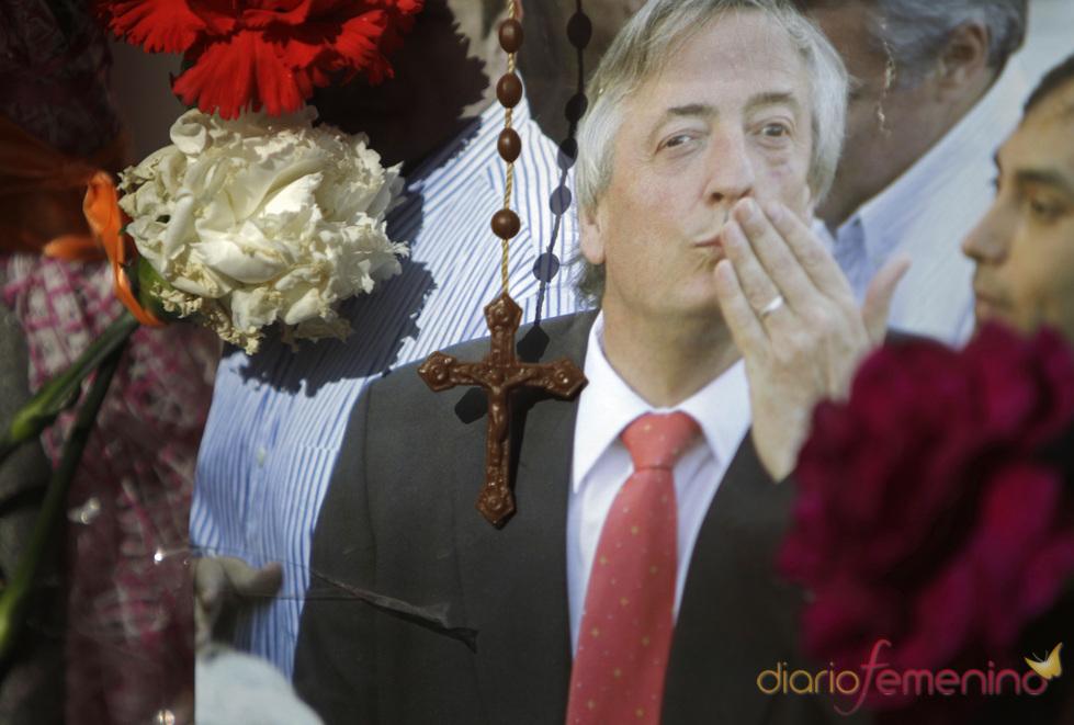Oraciones por el ex presidente Néstor Kirchner