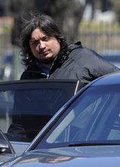 El dolor de Máximo Kirchner por la muerte de su padre