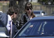 Florencia Kirchner llora la muerte de su padre