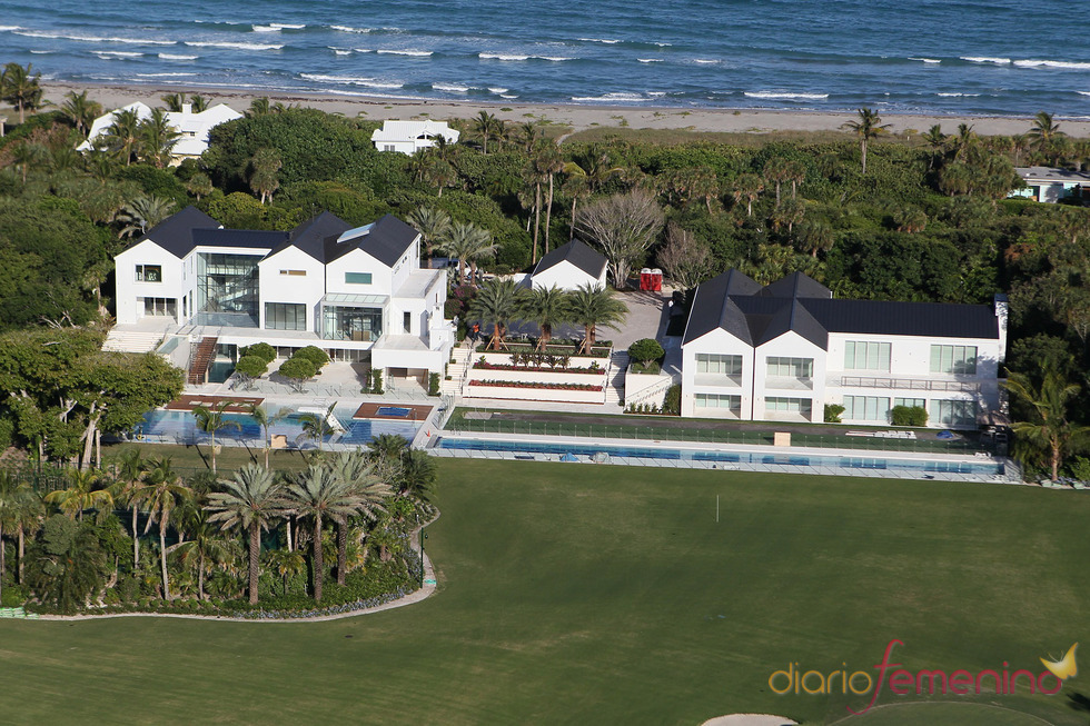 Casa de Tiger Woods