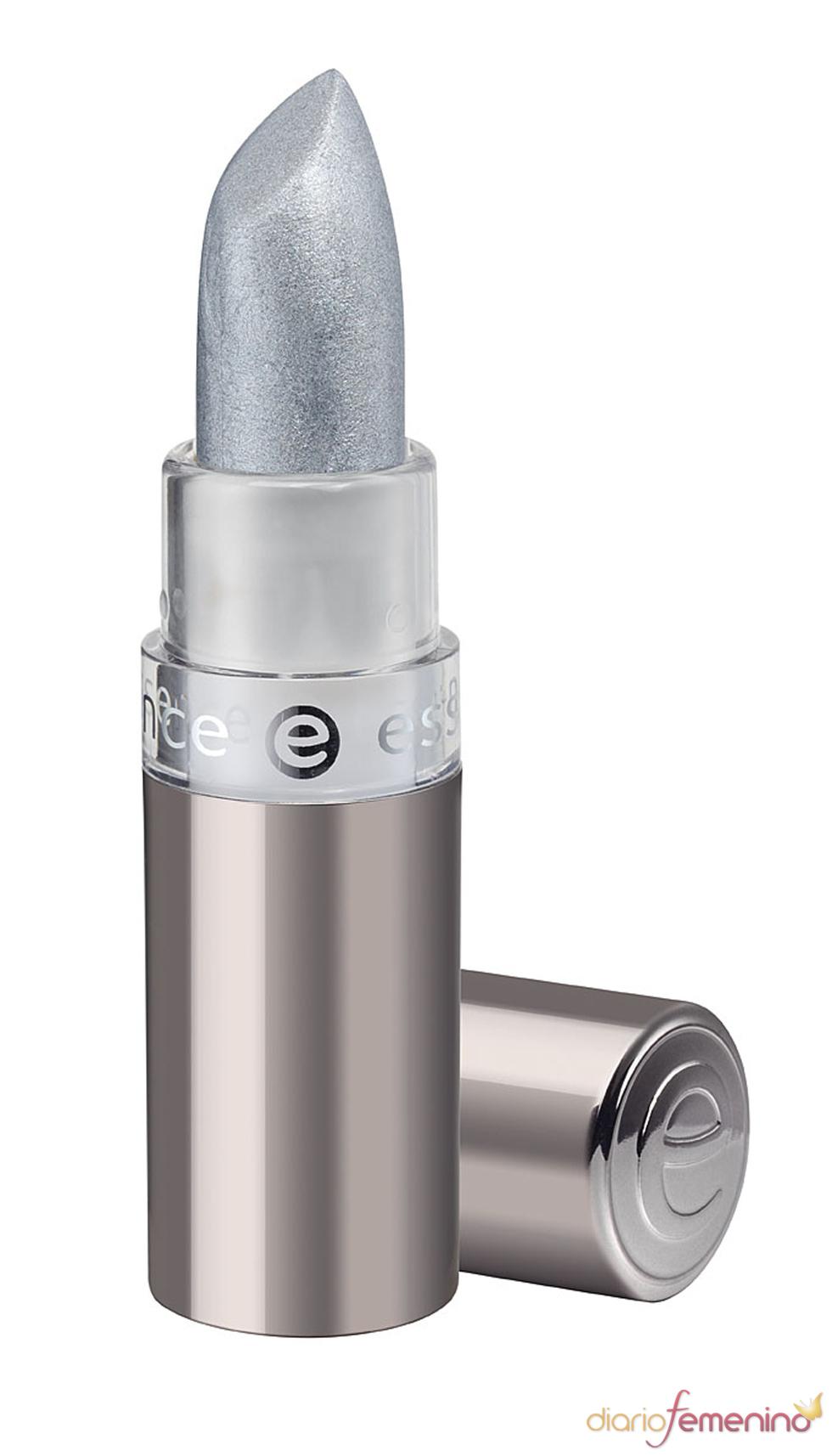 Barra de labios plata de Essence