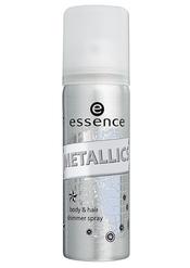 Spray de brillo rostro y cuerpo de Essence