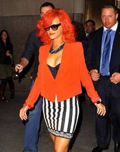 Rihanna y su último cambio de look