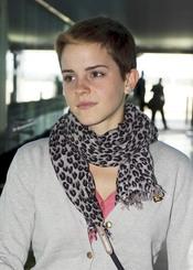 Emma Watson y su corte de pelo