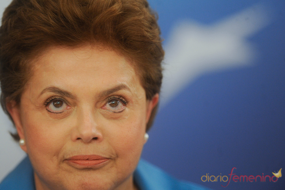 La brasileña Dilma Rousseff