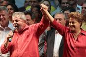 Dilma Rousseff, la sucesora de Lula da Silva en Brasil