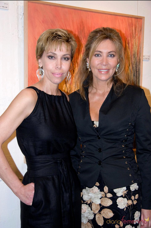 Carla Duval y Norma Duval