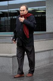Santiago Paredes, ex marido de Carla Duval