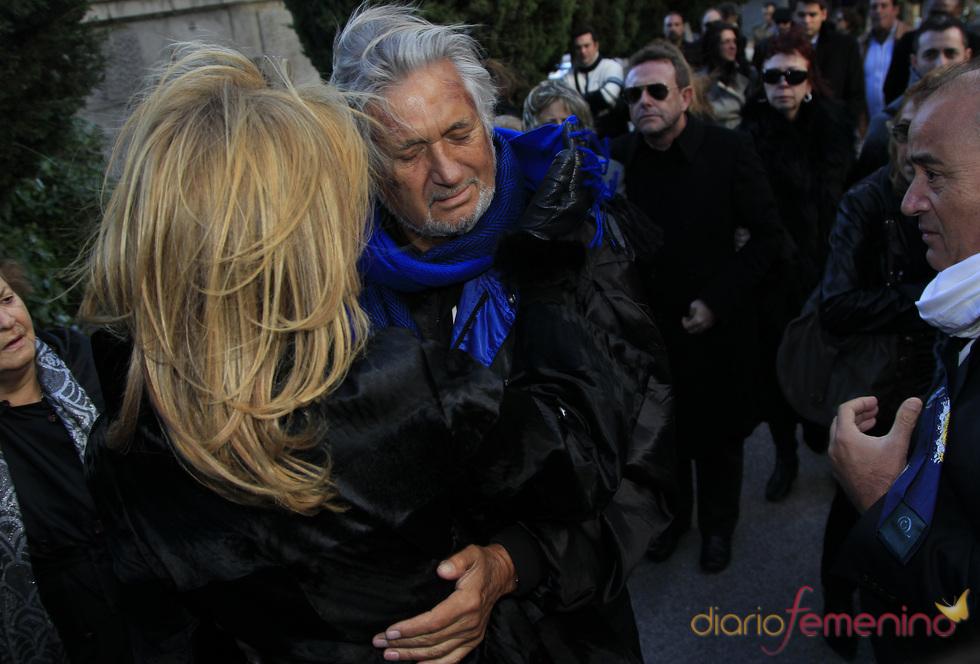 El emotivo abrazo de Norma Duval y Marc Ostarcevic