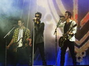 Concierto de Jonas Brothers en Ecuador