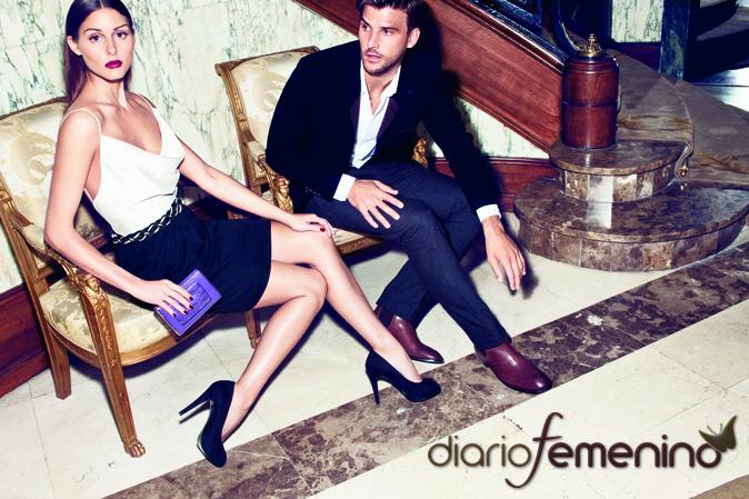 Olivia Palermo y Johannes Huebl posan para Mango