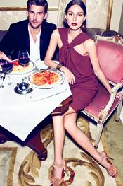 Olivia Palermo y Johannes Huebl se visten de invierno