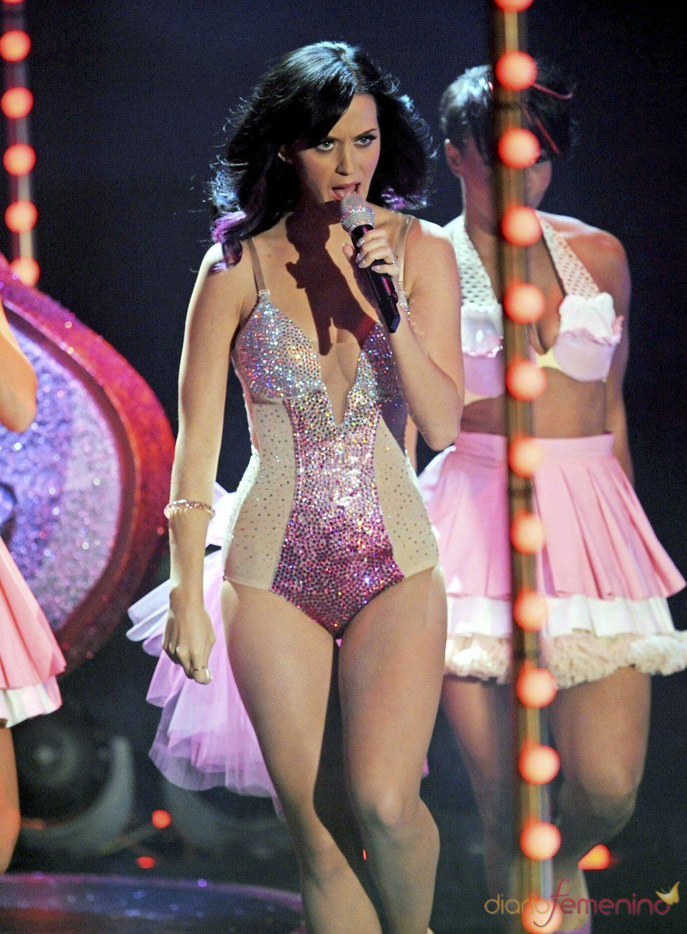 Katy Perry en directo