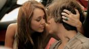 Miley Cyrus y Kevin Zegers, momentos de pasión