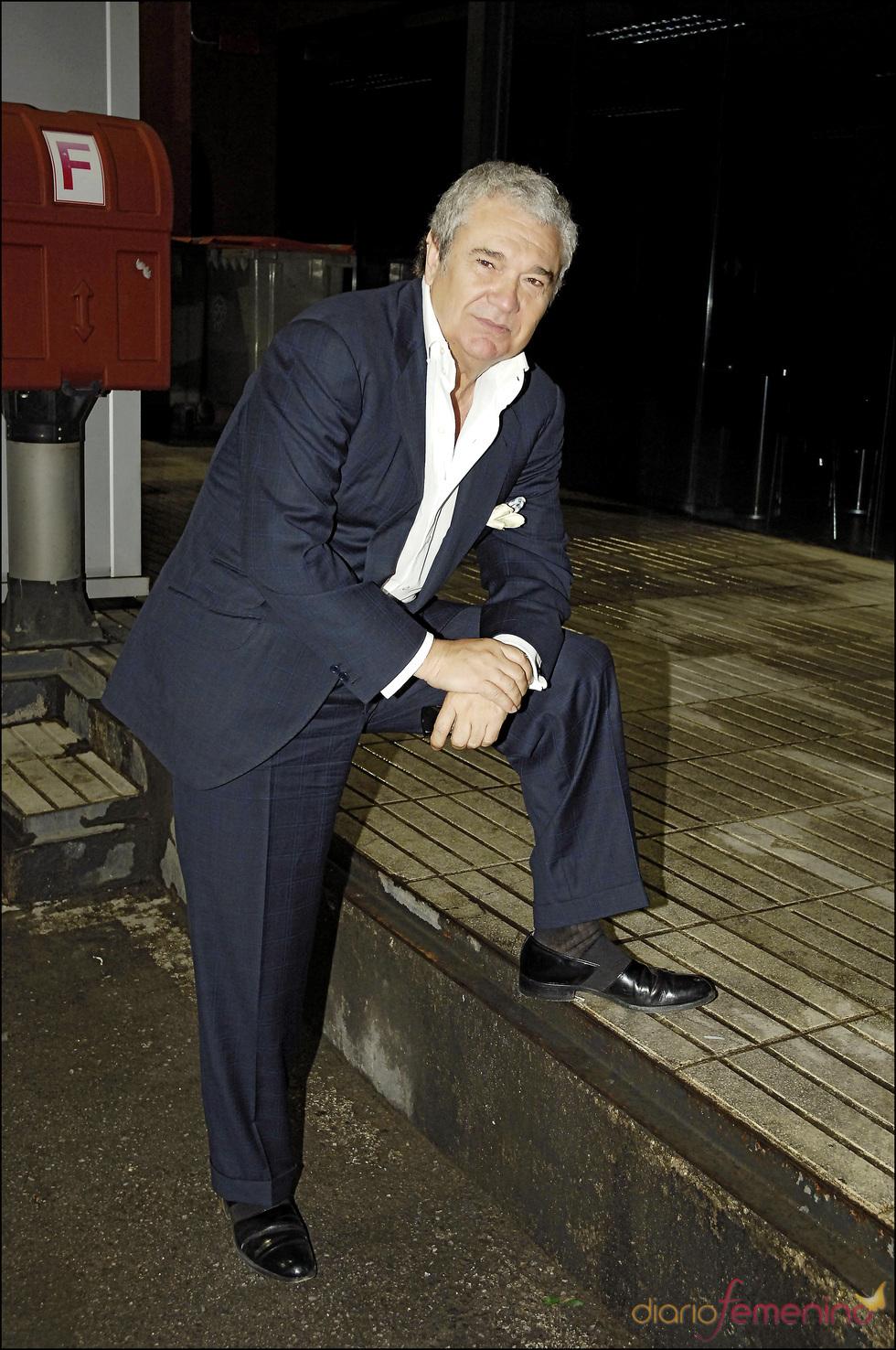 Paco Marsó, ex marido de Concha Velasco