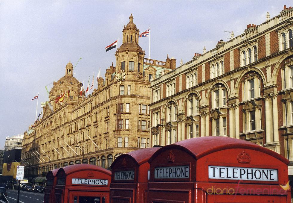 Harrods, Londres
